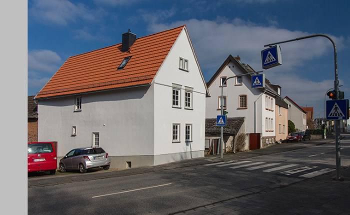 Fachwerkhaus in Gießen Klein-Linden