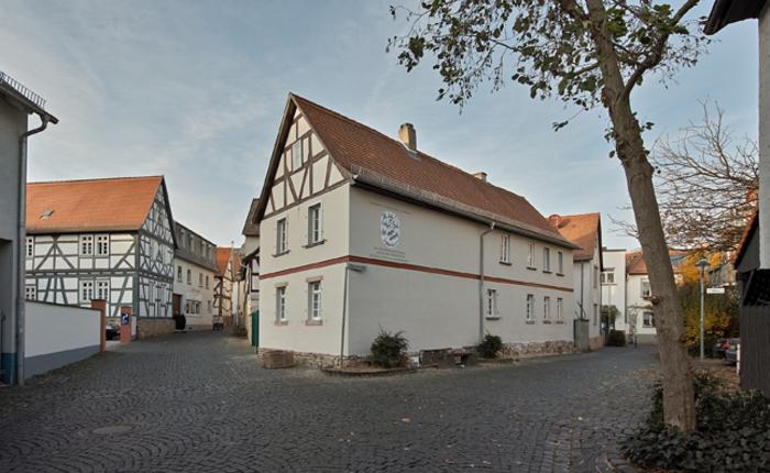 Fachwerkhaus mit Scheune