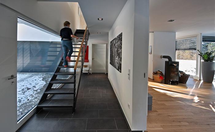 Neubau Einfamilienhaus mit Kochschule