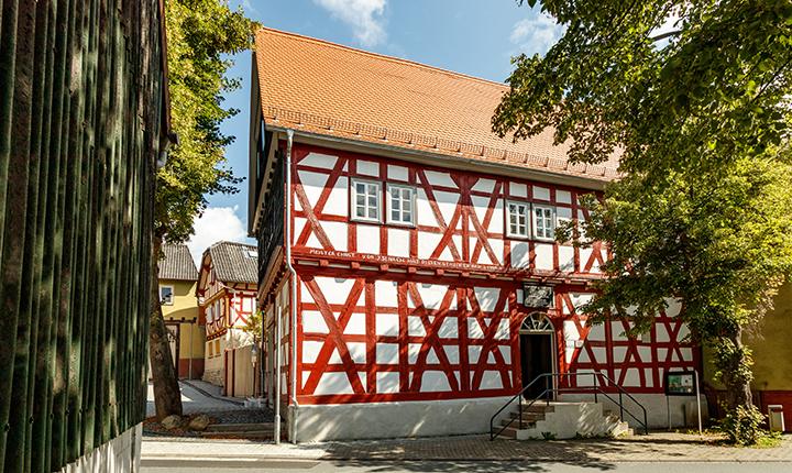 Altes Rathaus in Oberkleen