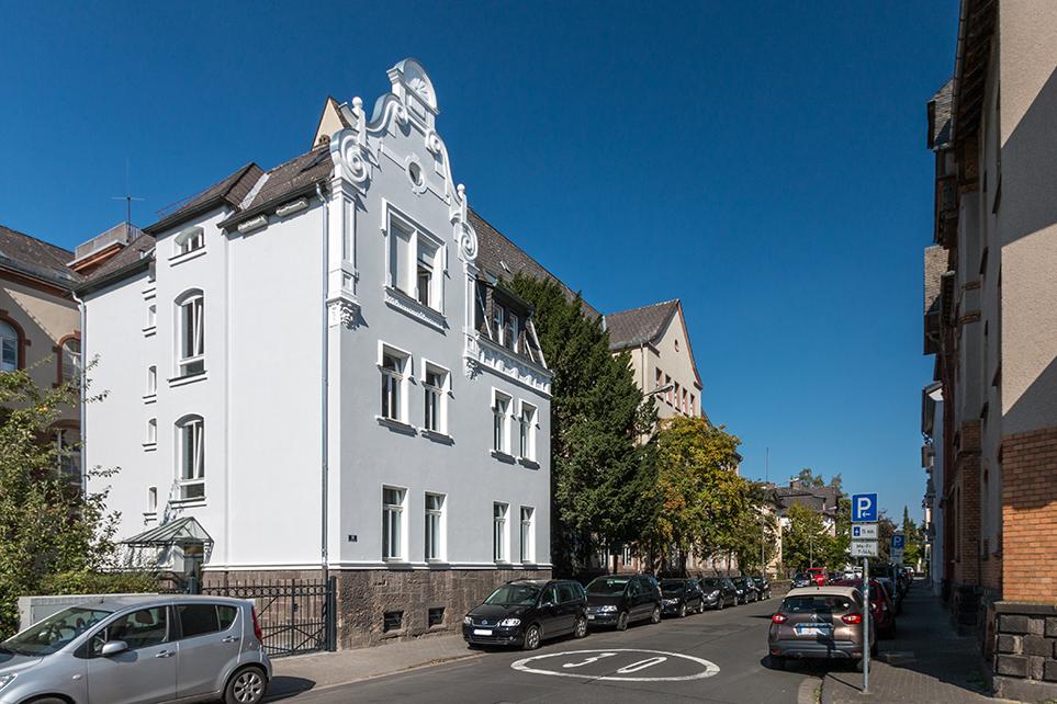 Mehrfamilienhaus in Gießen